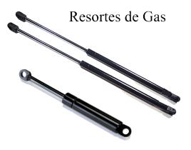 RESORTES DE GAS