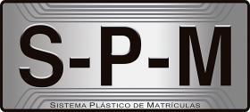 PLACAS DE MATRICULA
