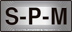 SISTEMA PLASTICO MATRICULA