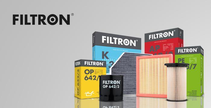 ¡Novedad! FILTRON, nueva gama de filtros para el automóvil